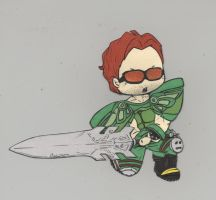 LoL Commando Garen Paper Doll by kiki-alura-reikai
