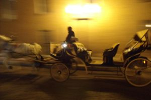 Carriage in Motion by AppareilPhotoGarcon