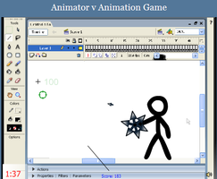 Animator vs animation 2 by 0332288