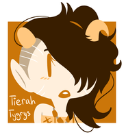 Tierah Tygrys -Request- by KiraNohara