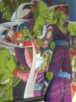 Piccolo signed by Chris Sabat by TheTater