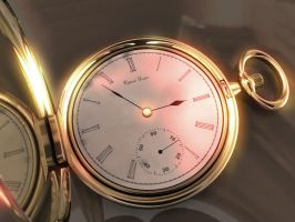 Pocket Watch by chromosphere