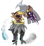 Type: Null God Form by AwokenArts