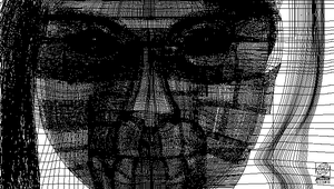 The Maculate Complexion Wireframe by AngstromAlliance