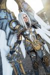 Ashari Cosplay's Uriel from Darksiders by Dragonsnightshade
