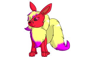 CLOSED ADOPTED : Michelle the Flareon by TokoWH