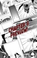 Novus Karma Chapter 8 PREVIEW by kevinTUT