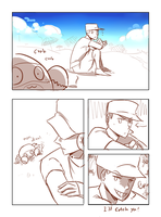 TF2- He will chase Spycrab. by EunDari