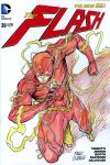 THE FLASH sketch cover by mdavidct