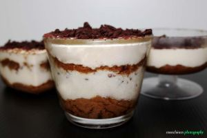 Tiramisu in A Bowl by munchinees