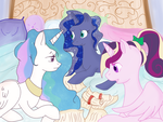 Mlp Comission by TheStarsofPines