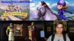 MPOR Sofia The First: The Tale Of The Noble Knight by JoshuaOrro