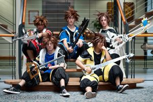 Team Sora. by EnigmatiCDreaM5