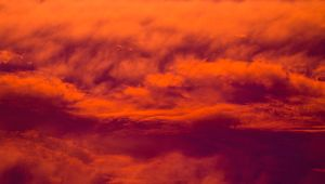 Red Clouds by meenags