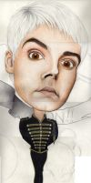 Gerard Caricature: Preview by GeeFreak