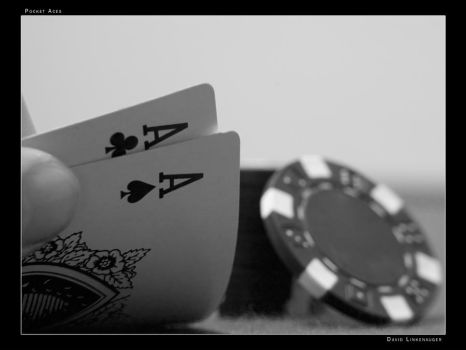 Pocket Aces by linkf1