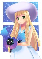 Lillie by nilichii