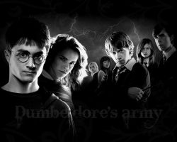 Dumbeldore's army by ElienxXxKitty