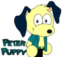 Peter Puppy by AshleyWolf259