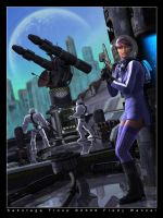 Sabotage Troop by Fredy3D
