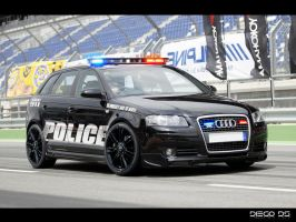 DkdS Police Car by DKDS