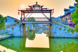 Tong Li Bridge by DouglasCrist