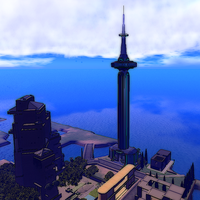 SL Cityscape by LydiaTremont