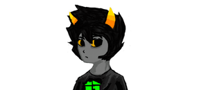 fandomstuck homestuck by aquaDiablous