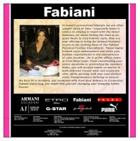 Fabiani E-marketing by nikiljuice