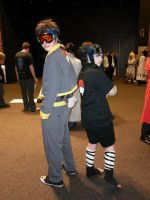 AVCON10. Obito and Sasuke. by SasukeAVENGED