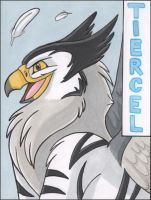 Tiercel Marker Badge by Articuno