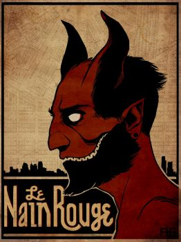 le Nain Rouge by Rougaroux