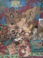 All of my Simba's Pride things by Heatherannpt
