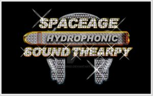 Spaceage Hydrophonic Sound Thearpy (LOGO) by tmarried