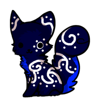 Cat Adopt (Closed) (2 Points!) by Firestar999