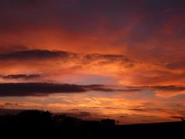 Layered Sky by Emasone