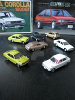 Corolla, nearly 50 years a great success! by BlackLeatheredOokami