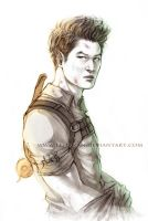 Minho - The Maze Runner by Lehanan