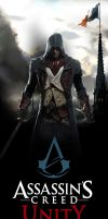 Assassin's Creed Poster (Large) - Arno by Ven93