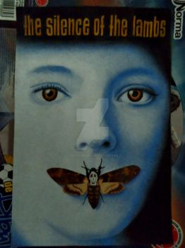 The silence of the lambs by luisdavidluna