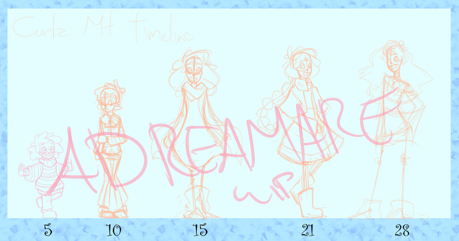 WIP Timeline by A-Dreamare