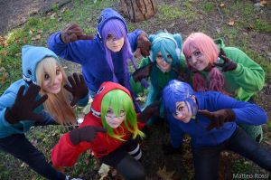 Vocaloid - matryoshka group by xRika89x