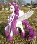 Monster High Custom Centaur Alicorn OOAK by AdeCiroDesigns