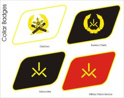 ISB Collar Patches by Ienkoron