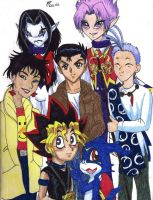 Crossover School 2002 by Doublevisionary