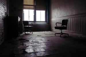 Enter my Office by Johnny23xx
