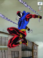 Scarlet Spider   colab by CDL113