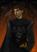 Chaol -  captain of the guard by vivus1999