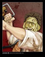 leatherface by dubtastic