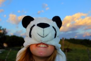 Happy Panda by sun3urst